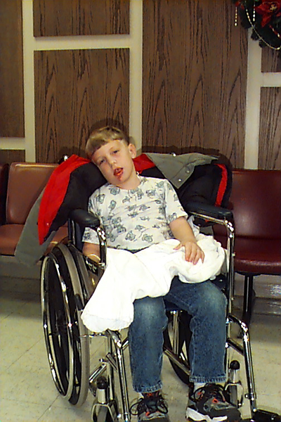Van Accident - 12/28/1998