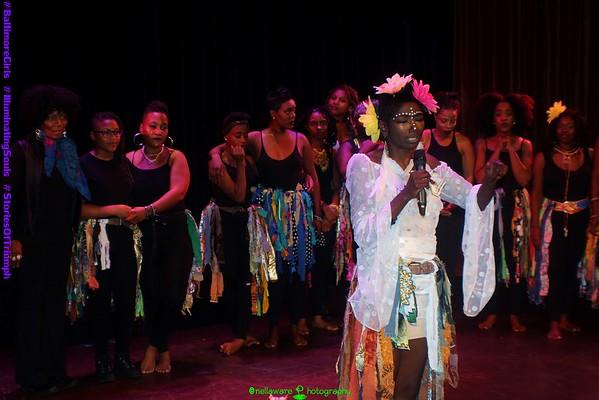 #BaltimoreGirls: Illuminating Souls - Stories of Triumph