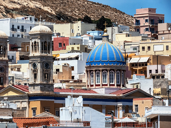 Island of Syros, Greece