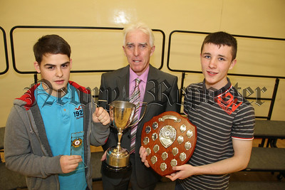 St Joseph's Boys High School Newry Annual Prize Giving 2014