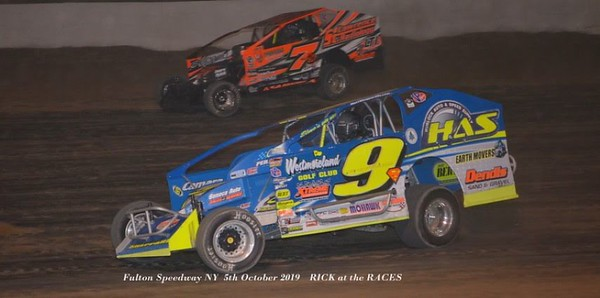 Fulton Speedway - Outlaw 200 - 10/5/19 - Rick Young