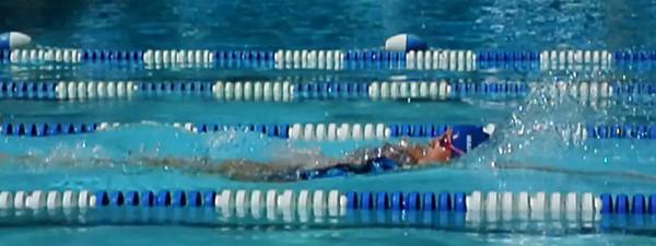 Lauren Marsden Backstroke