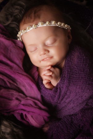 Gabriella Frueck Newborn Session