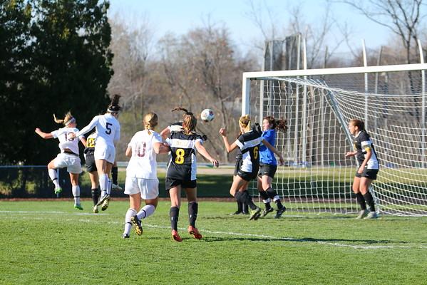 Calvin Women's Soccer vs. Depauw - NCAA Regionals - 11/14/15