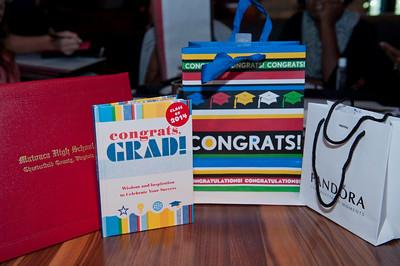 Makaela HS Graduation 2014