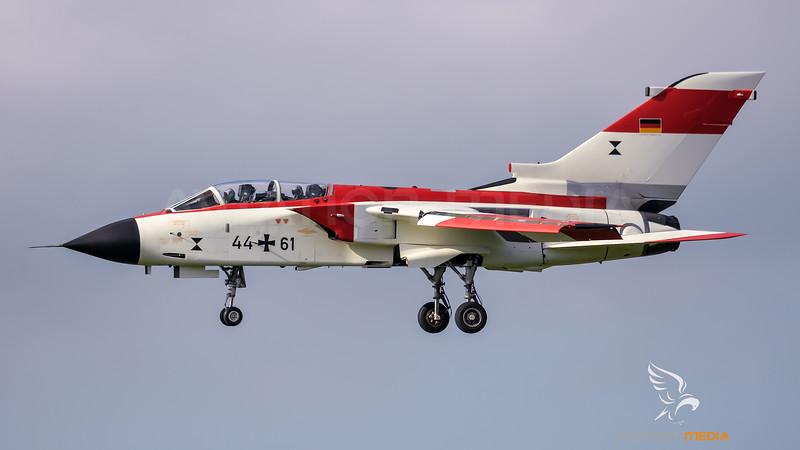 German Air Force / PANAVIA Tornado / 44+61 / Prototype Livery