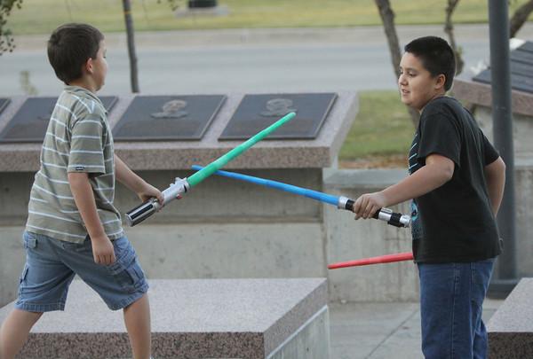 Navajo Star Wars screening