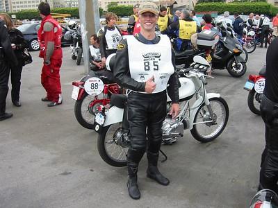 Motogiro Sicilia 2004: Leg 1