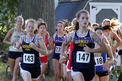 Norwalk Invitational / NHS Girls