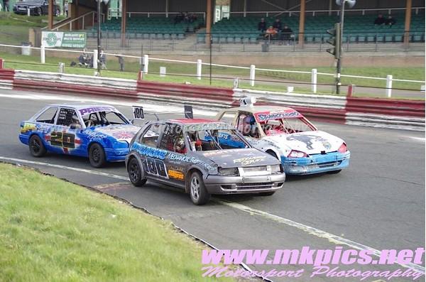 Incarods, Hednesford Hills Raceway, 13 March 2016
