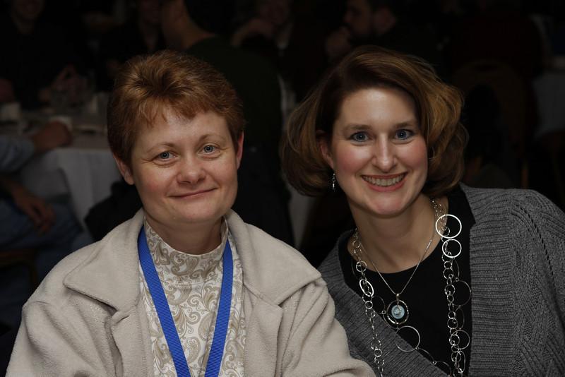 Mary Sutherland & Michelle Gattuso
