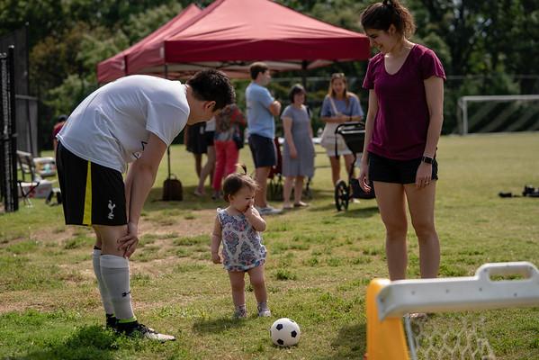 Alumni Soccer Game 2018