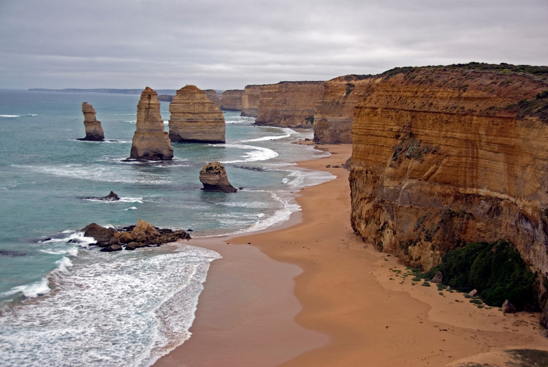 Twelve Apostles 1 - Great Ocean Road, Victoria, Australia