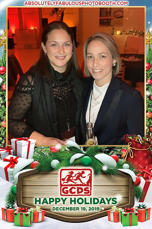 GCDS 2019 Holiday Party
