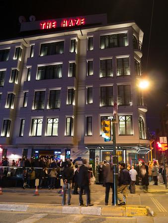 Tha Haze Hotel Karaköy Açılış gecesi