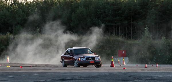 MB Entusiastklubb  -  Gardermoen Raceway 23/8 - 2017