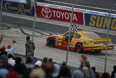 10-02-11 Dover AAA400 Sprint Cup Race