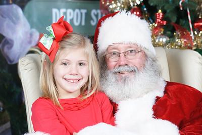 Old Towne Santa December 1, 2011