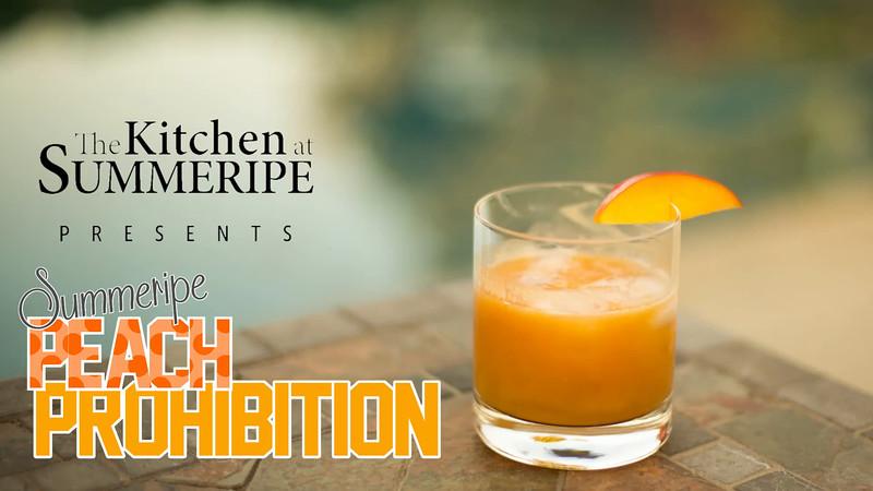 Summeripe Peach Prohibition