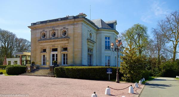 Chateaux April 2013