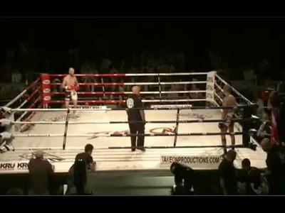 Sean vs Hernandez 11-10-12 Video