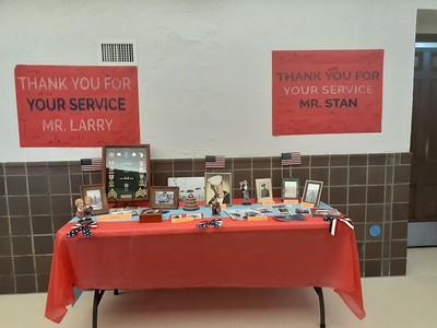 LPS Veterans Day 2020