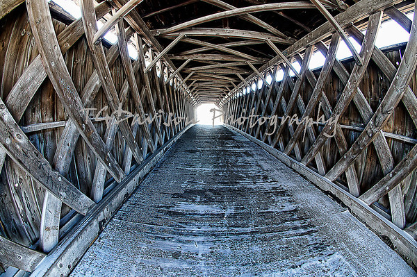 Cedarburg Covered Bridge, WI 2016