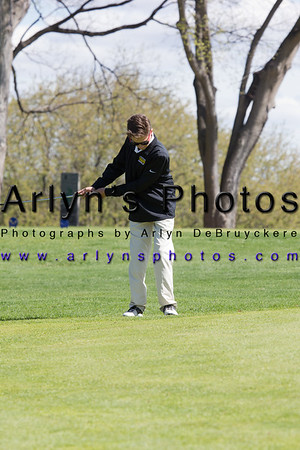 Boys Golf Invite