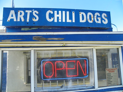 Art's Chili Dogs