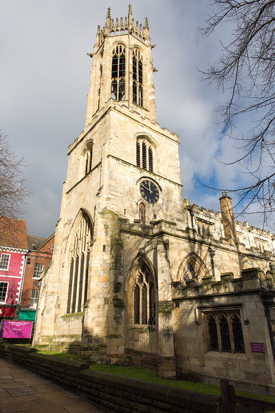 All Saints' Church, Pavement, York