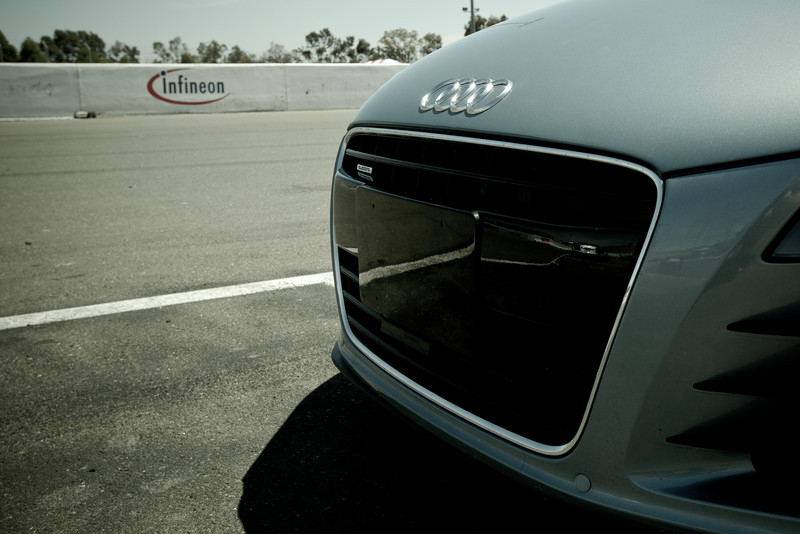 Audi R8 Experience at Infineon