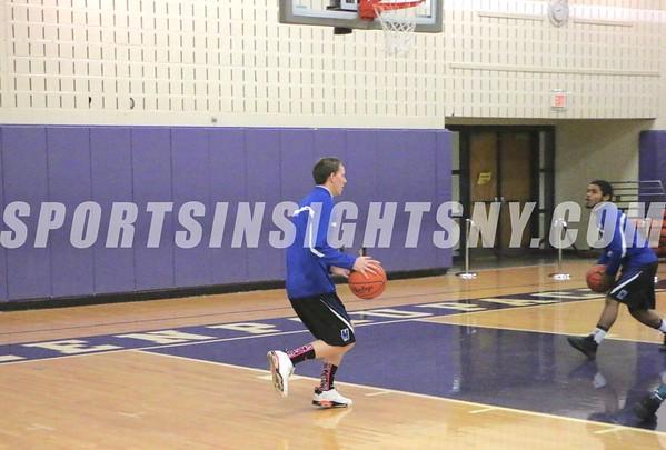 Monticello vs. Wallenpaupack Boys Basketball 12-9-16