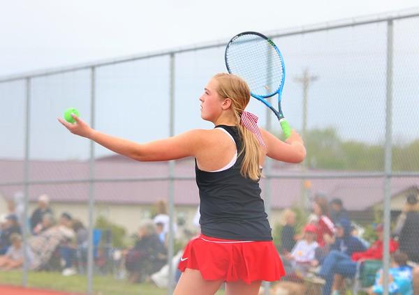 2021 NECC Girls Tennis Tournament - 5/15/21