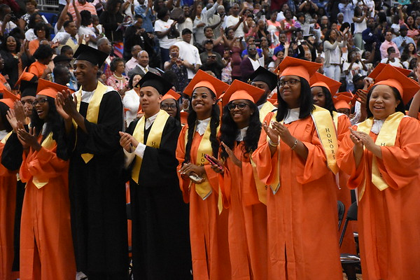PHOTOS: Chester High graduates