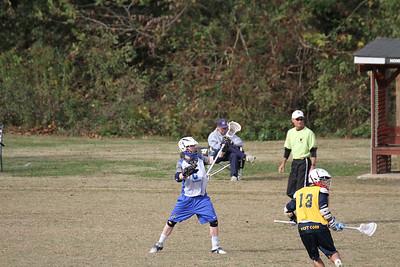 Fall Lacrosse 2013