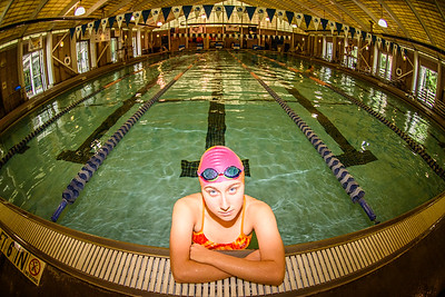 Olivia's Swim Gallery