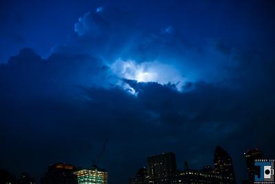 Lightning NYC 2016