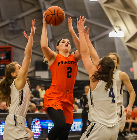 Princeton WBB vs Yale - All Action
