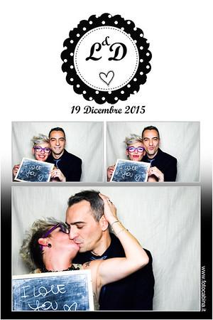 Matrimonio Laura Photobooth con Fotocabina 19 Dicembre 2015