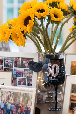 Kathleen's 50th, Sept 2017
