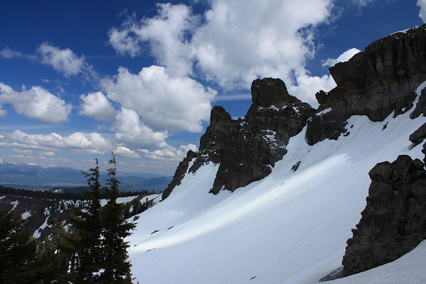 CASTLE PEAK: MAY 31, 2008