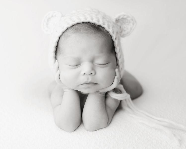 Olvera Newborn  Session
