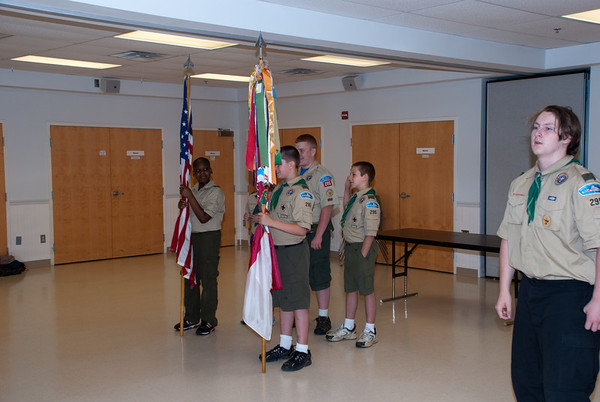 Court of Honor May 2011