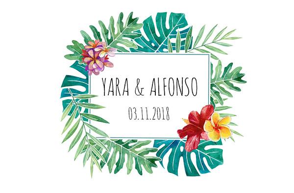 Yara & Alfonso - 3 noviembre 2018