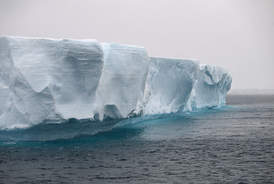 Icebergs of Antarctica