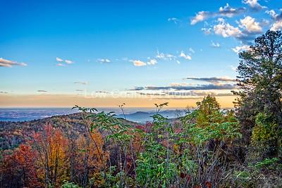 Scenic Views in Oconee County SC