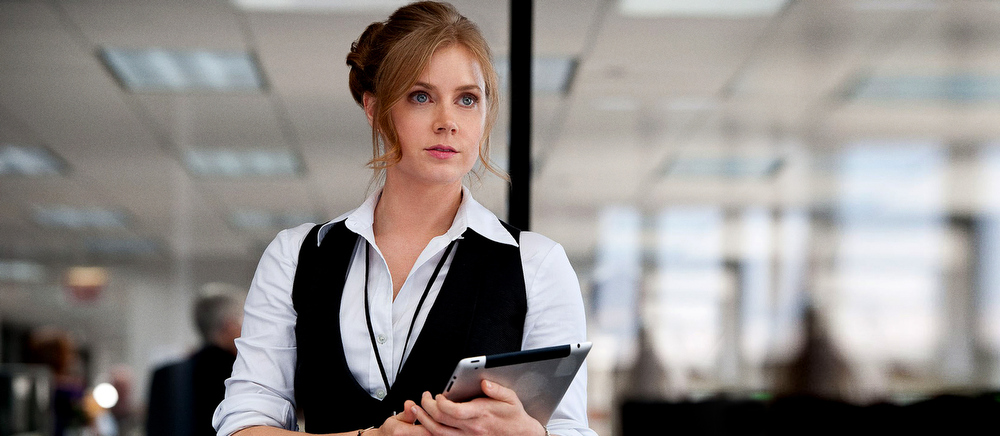 """. This film publicity image released by Warner Bros. Pictures shows Amy Adams as Lois Lane in \""""Man of Steel.\"""" (AP Photo/Warner Bros. Pictures)"""