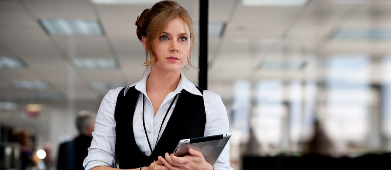 ". This film publicity image released by Warner Bros. Pictures shows Amy Adams as Lois Lane in ""Man of Steel.\"" (AP Photo/Warner Bros. Pictures)"