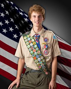 Eric Gustafson, Eagle