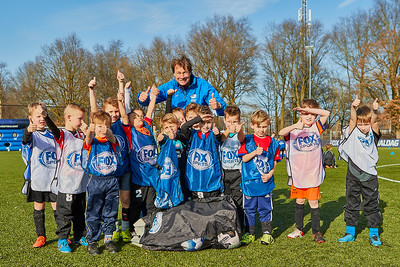20170215 Fox Sports Voetbalclinic HVCH